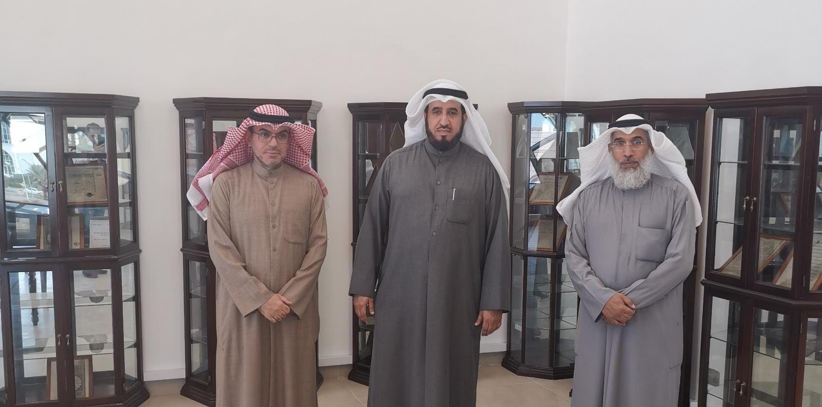 """الأوقاف """" تفتتح مركز للمخطوطات والمكتبات الإسلامية في مبارك الكبير قريبا"""