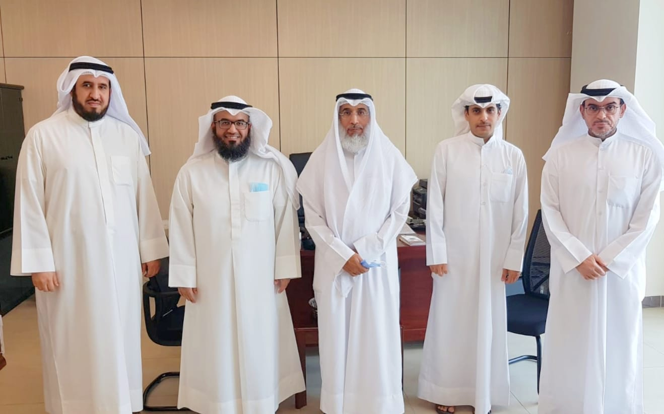 تعزيز سبل الشراكة والتعاون بين إدارة المخطوطات والمكتبات الإسلامية وكلية الشريعة