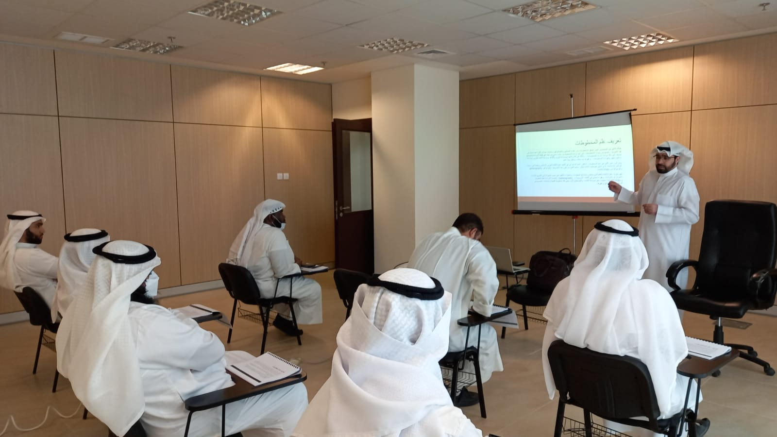 """إدارة """"المكتبات """"تُقيم دورة لفهرسة المخطوطات وتفتتح عدة مراكز ثقافية"""