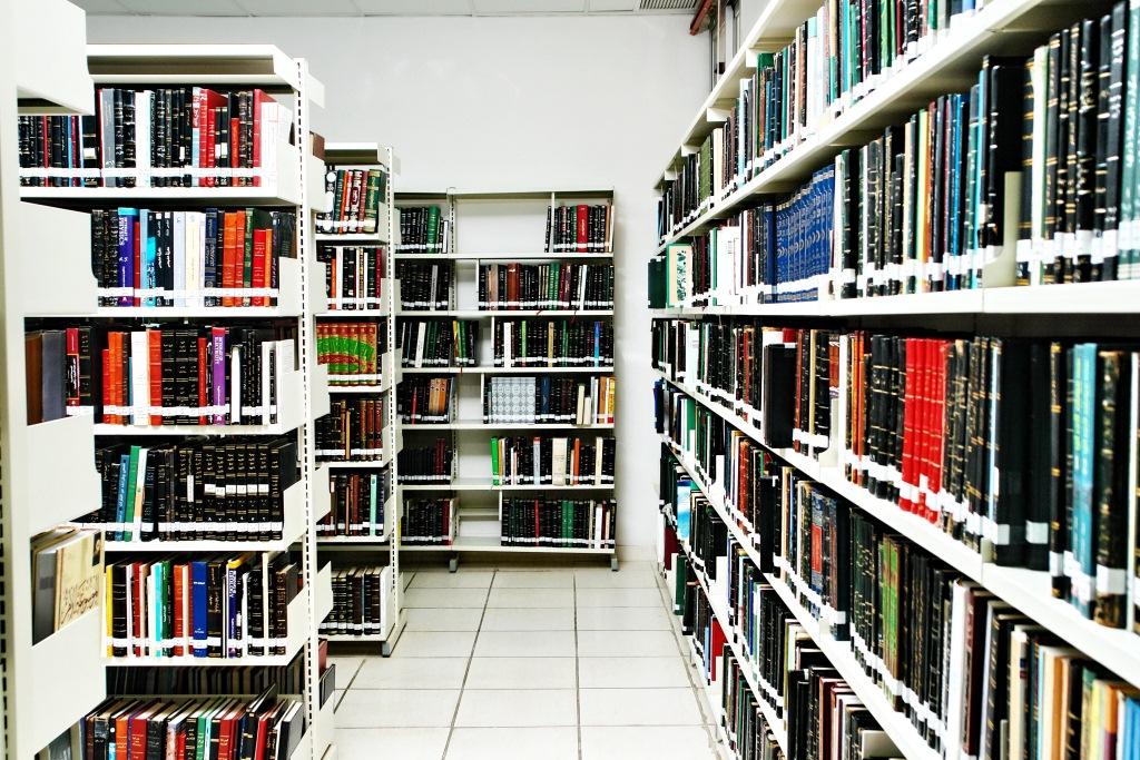 مكتبة الروضة 02